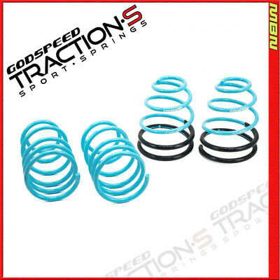 """Godspeed Tractions-S Lower Lowering Spring 1.1/"""" for Porsche Cayman 987 06-12"""