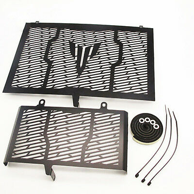 For Yamaha MT-10 FZ10 2016-2017 Motorcycle Radiator Guard Radiator Cover Fits
