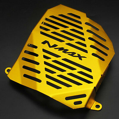 For YAMAHA NMAX155 NMAX Motorcycle CNC Radiator Guard Radiator Grille Cover