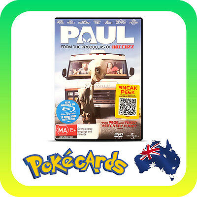 Paul DVD R4- FREE POSTAGE PRE-OWNED