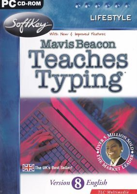 MAVIS BEACON TEACHES TYPING 8 1997 +1Clk Windows 10 8 7 Vista XP Install
