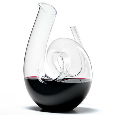 NEW Riedel Curly Decanter