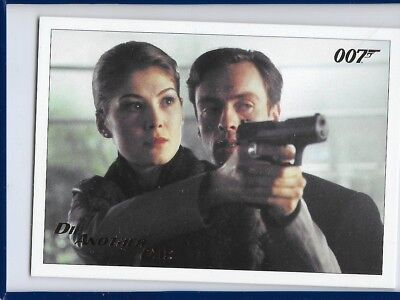 2017 James Bond Archives Final Die Another Day Card 59 Gold Foil Parallel #106