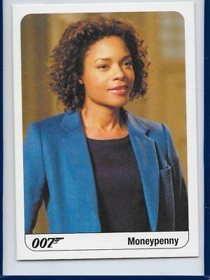 2017 James Bond Archives Final Edition Spectre / Skyfall Expansion Card #211