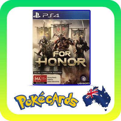 For Honor (PlayStation 4 PS4) - FREE POSTAGE
