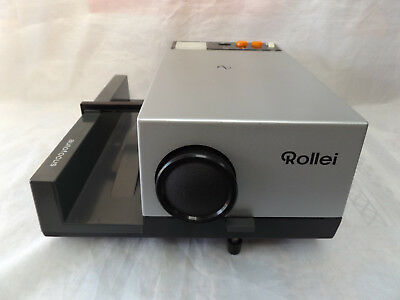 Rollei P350AF Auto Focus Slide Projector ~ Remote Control