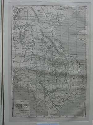 93133-Asien-Asia-Indo-China-Karte Map-T Holzstich-Wood engraving