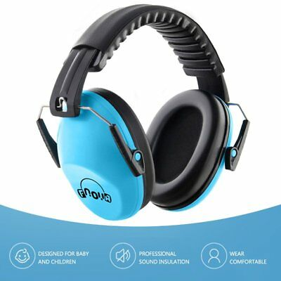 Defenders Children Ear Hearing Protectors 26dB Kids Ear Muffs Safety Comfortable