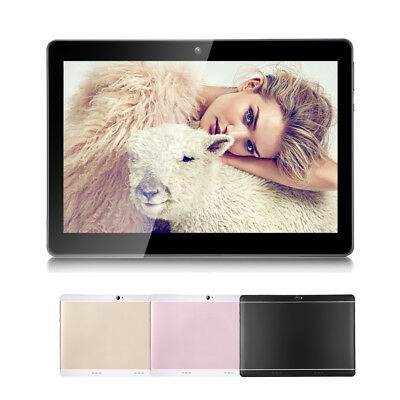 """10.1"""" inch Android 6.0 Octa-Core 4G 64GB Tablet PC Dual SIM 3G WIFI HD Bluetooth"""