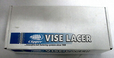 "Clipper Vise Lacer (Item 03019) R-7"" - New"