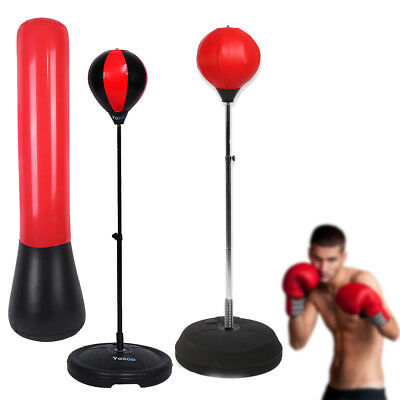 Boxen Standboxsack Schlagbirne Boxsack Punching Training Set 3 Modell COOL SUPER