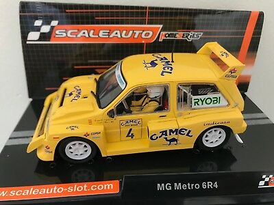 Scaleauto Mg Metro 6R4 off road 1991 # 4.  ENVIO GRATIS!!!!