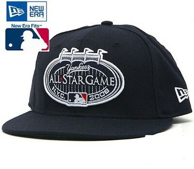 NEW NEW YORK Yankees All Star Game Patch New Era Fitted Hat Cap 7 3 8  Rare!! -  99.99  9d9b0500f02