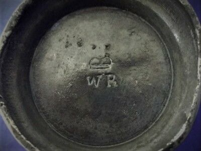 Early Bulbous Measure with WR Verification