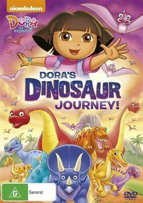 Dora The Explorer: Dora's Dinosaur Journey!  DVD R4