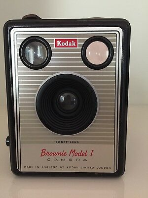 Kodak Brownie 1 Model 620- Made in UK very good condition.