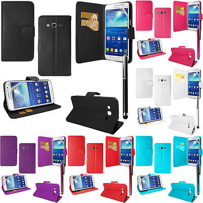 Protective Cover for Galaxy Grand 2 Sm-G7106 G7102 G7105 Phone Briefcase