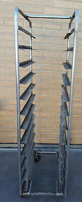 Bread rack 12 wire/tray suit 16' for Bakery cafe or Kitchen Garden Plants