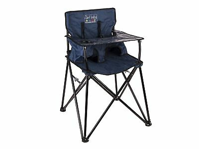 Cool Ciao Baby Portable Travel Highchair Navy 71 61 Picclick Gmtry Best Dining Table And Chair Ideas Images Gmtryco
