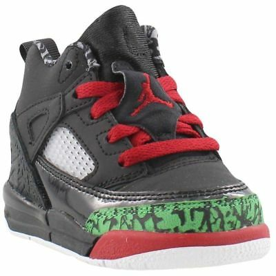 new concept a3a24 7e49a Toddler Jordan Spizike BT 317701-026 Black Varsity Red New Size 5c