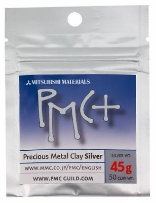 PMC + Fine Silver Metal Clay for making Jewellery, Beads and Small Sculptures