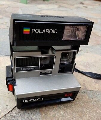 Polaroid 630 Lightmixer Sofortbildkamera
