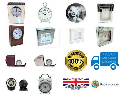 Table Alarm Clocks Mantle Clocks Design Wall Clocks Travel Clocks Digital Clock