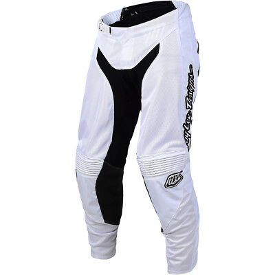 NEW Troy Lee Designs 18.2 MX Gear GP Air Mono White Vented TLD Motocross Pants