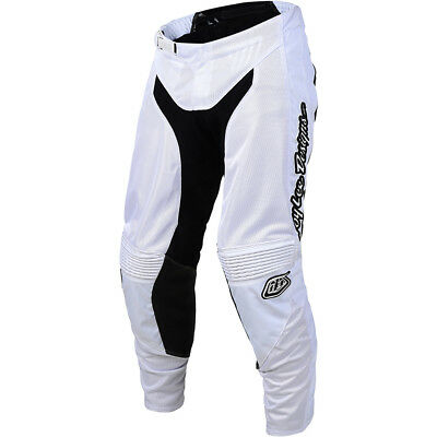 NEW Troy Lee Designs 2019 MX Gear GP Air Mono White Vented TLD Motocross Pants
