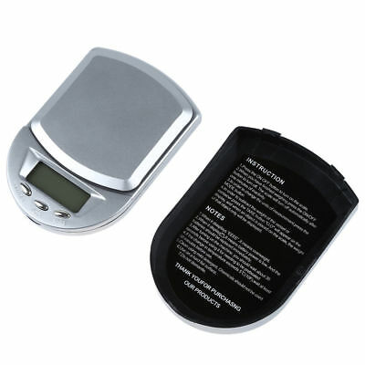 0.1g-500g Mini Electronic Digital Pocket Gold Jewellery Weighing Kitchen Scales