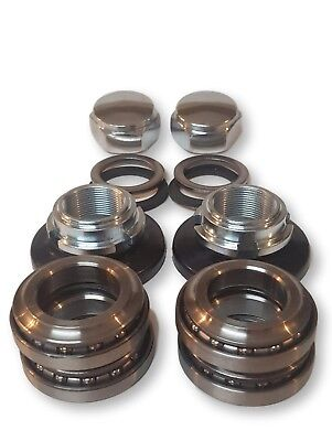 Honda Z50 Ct70 Mini Trail Motorcycle Steering Bearing * 2 Complete Sets* Sale!!!