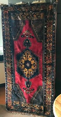 Old Turkish Anatolian Yayaler Village Rug …beautiful collection / accent rug