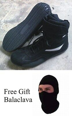 Go Kart Racing Boot / Shoes ( Free Gift  BALACLAVA )