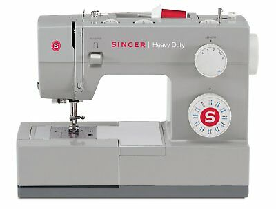 SINGER | Heavy Duty 4423 Sewing Machine with 23 Built-In Stitches -12 Decorative