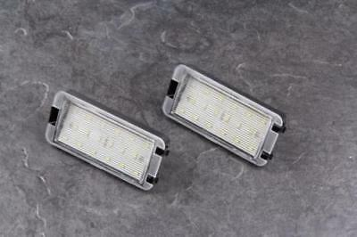 2x TOP LED SMD Kennzeichenbeleuchtung Seat Ibiza IV 6L1 1.4 16V (601