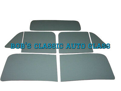"1948 - 1953 Dodge ""b"" Series Pickup Truck Classic Auto Glass New Flat Windows"