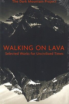 Walking on Lava by Dougald Hine BRAND NEW BOOK (Paperback 2017)