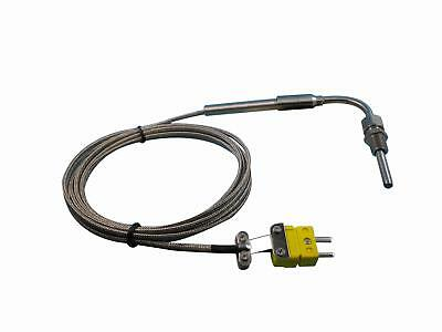 Car Exhaust Gas Temperature Probe EGT Ungrounded K Type Thermocouple Sensors