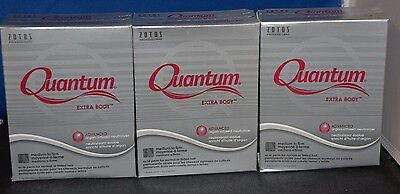 Quantum Extra Body Acid Perm for Normal or Tinted Hair (3 Pack)