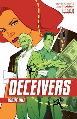 Decievers Boom! Studios Bundle Issues #1 - #6