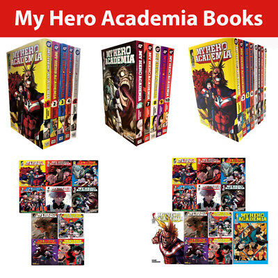 My Hero Academia Volume 1-22 Books Set Kohei Horikoshi Collection Series Pack