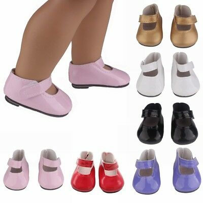 Glitter Doll Shoes Dress Shoe ACCY For 18 inch Our Generation American Girl Doll