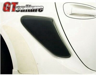 For Porsche 06-11 Cayman Boxster 987 Side Air Intakes Vents Scoops Grilles