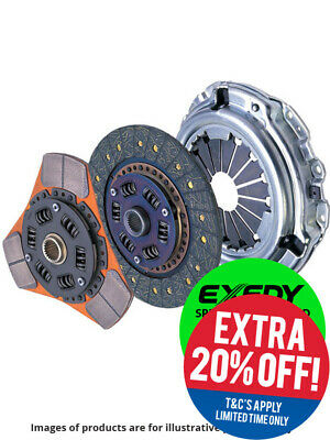 Exedy Racing Stage 1 Sports Organic Clutch Kit (NSK-6934SO)