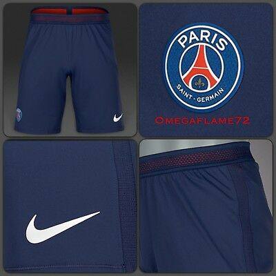 Nike PSG Paris Saint Germain, player Issue Aeroswift Football Shorts 824243-410