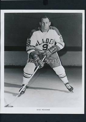 L.A. Blades Very Rare Lot of 6 photos 1966-67 In orig env  w/ Labine, O'ree