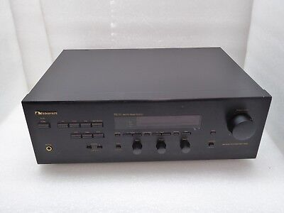 Vintage Nakamichi RE-10 AM/FM Stereo Receiver
