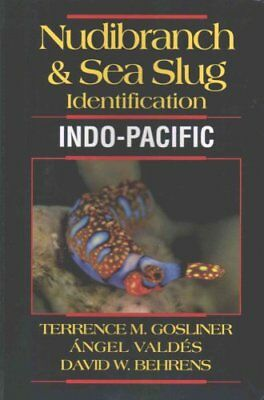 Nudibranch & Sea Slug Identification -- Indo-Pacific 9781878348593