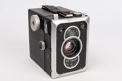 Zeiss Ikon Box-Tengor 56/2 - Goerz Frontar - READ DESCRIPTION