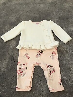 Clothing, Shoes & Accessories Girls' Clothing (newborn-5t) Ted Baker Baby Girl 6-9 Months